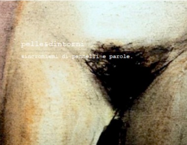 """PaintPoyesis """"pelle&dintorni"""""""