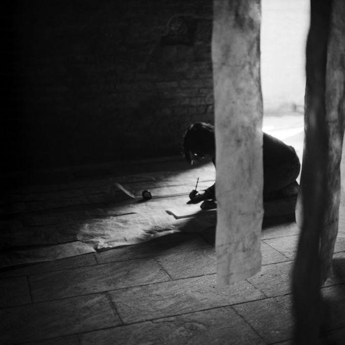 Michela Baldi fotografata da Margrieta Jeltema